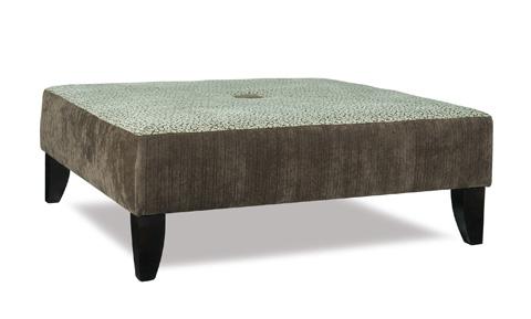 Aria Designs - Apex Cocktail Ottoman - 671553-1517O