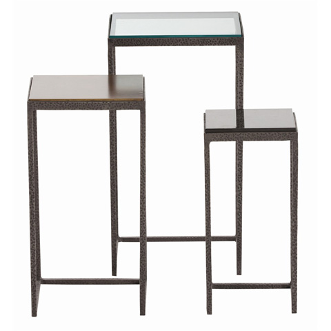 Arteriors Imports Trading Co. - Set Knight Small Accent Tables - 2355