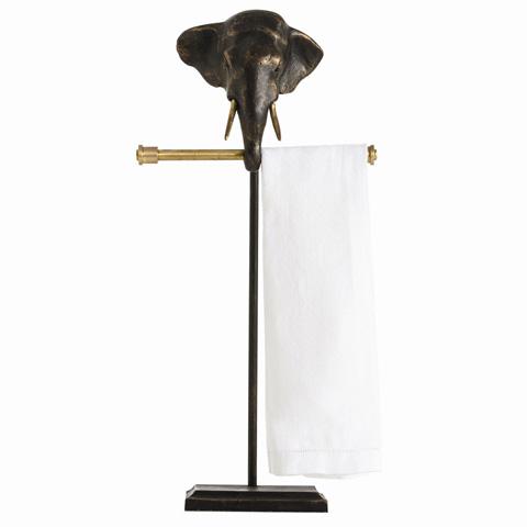 Arteriors Imports Trading Co. - Eli Towel Holder - 3009