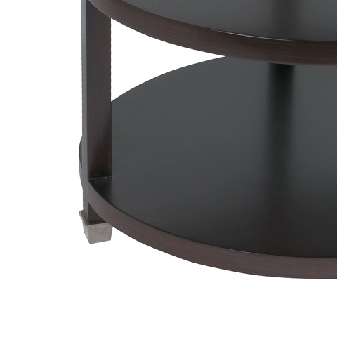 Arteriors Imports Trading Co. - Espresso Side Table - 3915