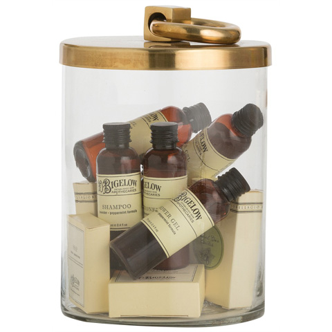 Arteriors Imports Trading Co. - Brooke Medium Container - 4235