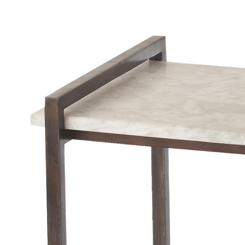 Arteriors Imports Trading Co. - Hollis Side Table - 6392
