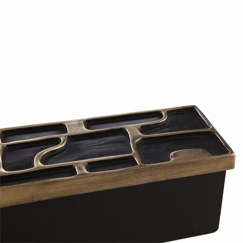 Arteriors Imports Trading Co. - Piper Small Box - 6538