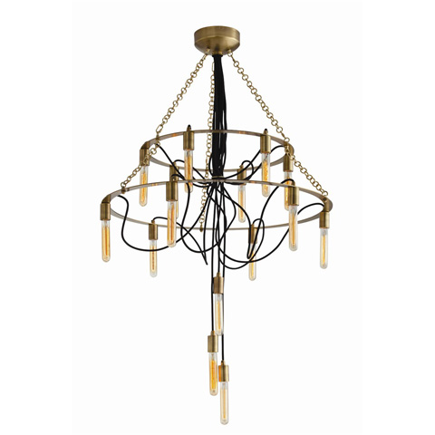 Arteriors Imports Trading Co. - Winston Fixed Chandelier - 89668