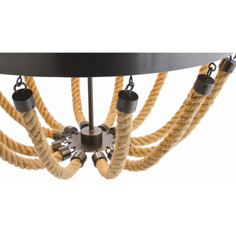 Arteriors Imports Trading Co. - Vic Chandelier - 89673