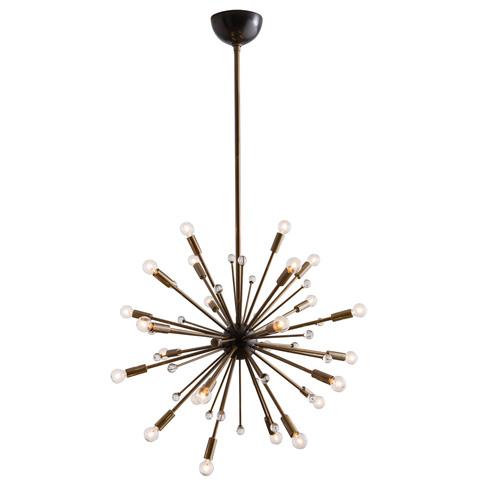 Arteriors Imports Trading Co. - Imogene Small Chandelier - 89976