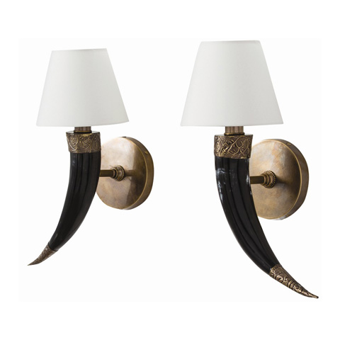 Arteriors Imports Trading Co. - Set of Diana Sconces - DD42031-696