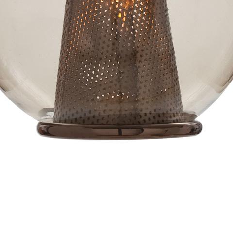 Arteriors Imports Trading Co. - Caviar Adjustable Small Pendant - DK49910