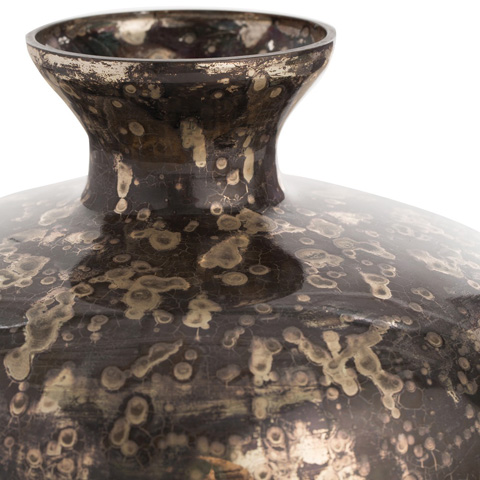 Arteriors Imports Trading Co. - Marbled Vase - DK6018