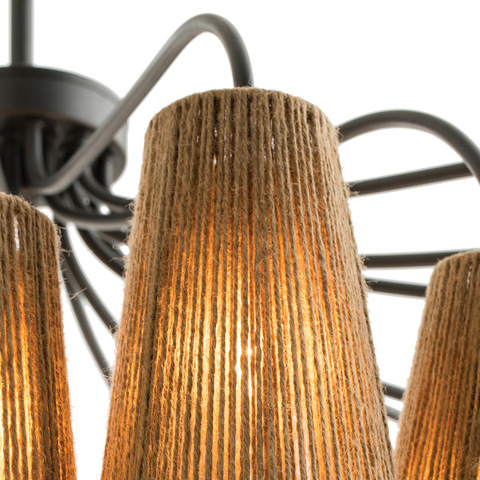 Arteriors Imports Trading Co. - Seasal Chandelier - DK89952
