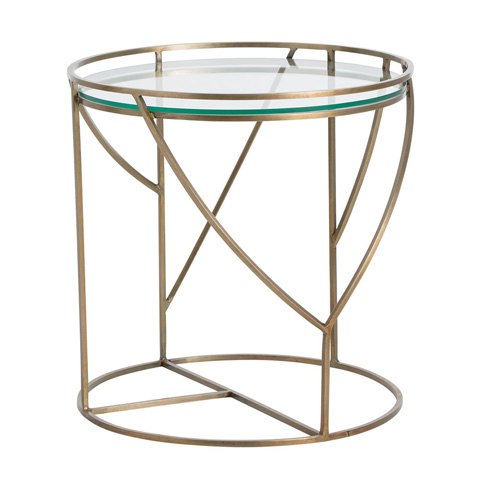 Arteriors Imports Trading Co. - Rourke Side Table - 2000