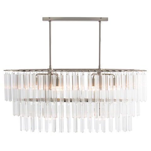Arteriors Imports Trading Co. - Nessa Chandelier - 89009