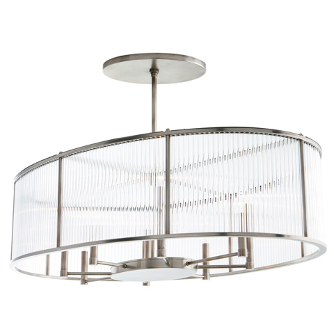 Arteriors Imports Trading Co. - Hera Oval Chandelier - DS89001