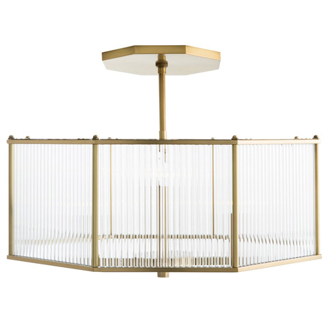 Arteriors Imports Trading Co. - Hera Octagon Chandelier - DS89002