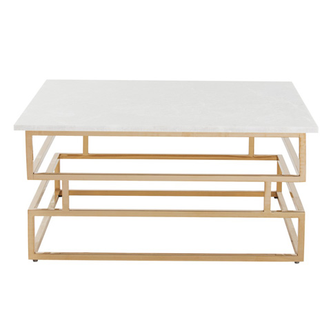 Arteriors Imports Trading Co. - Troy Coffee Table - DS9007