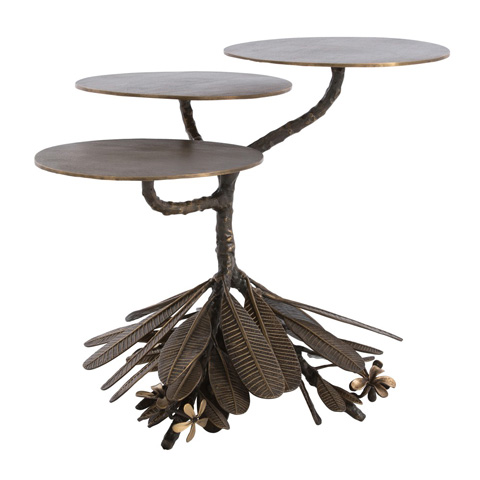 Arteriors Imports Trading Co. - Spiegel Side Table - 2084