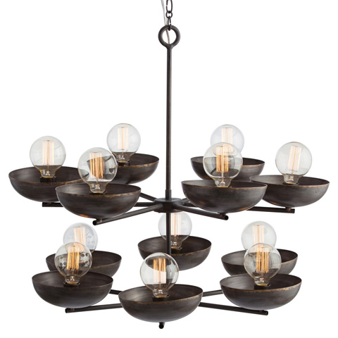 Arteriors Imports Trading Co. - Stewart Chandelier - 84180