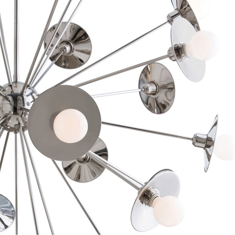 Arteriors Imports Trading Co. - Keegan Large Chandelier - 89019