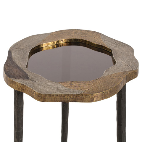 Arteriors Imports Trading Co. - Brutalist Accent Table - DD2068