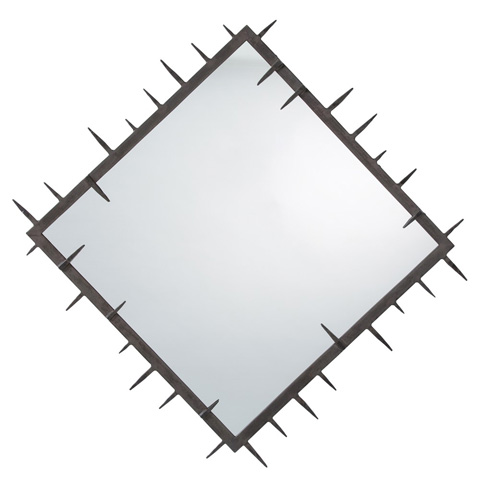 Arteriors Imports Trading Co. - Spiked Square Mirror - DD2603
