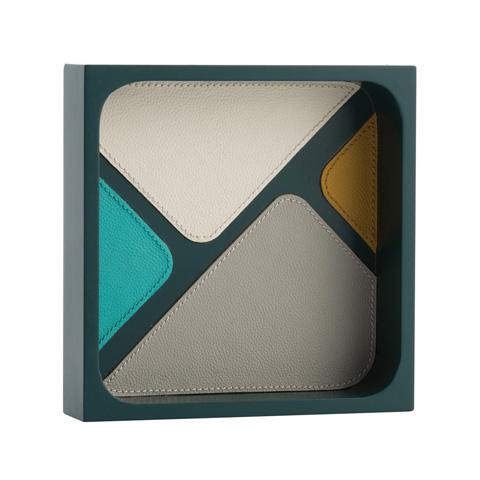 Arteriors Imports Trading Co. - Mondrian Small Tray - DJ2032