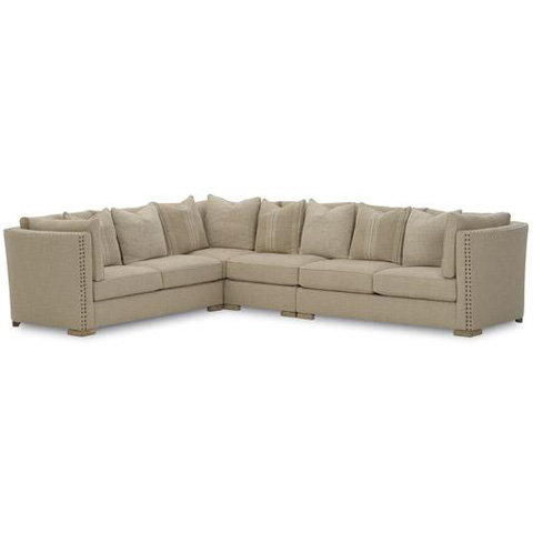 Image of Madison Natural Sectional