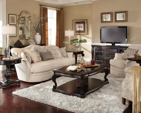 A.R.T. Furniture - Amanda Ivory Swivel Chair - 204516-5008AA