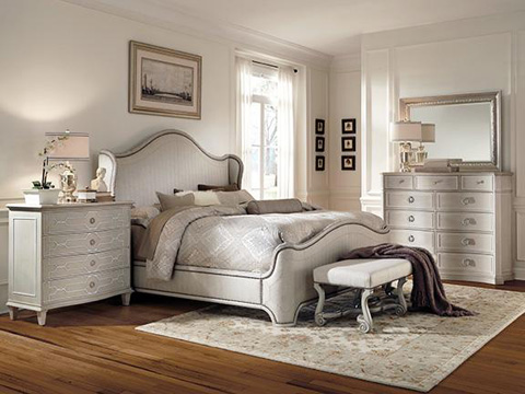 A.R.T. Furniture - Chateaux Grey Large Dresser - 213131-2023