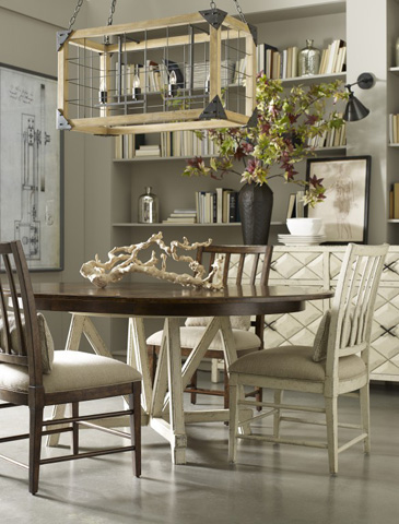 A.R.T. Furniture - Round Dining Table - 212225-2016K2