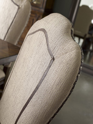 A.R.T. Furniture - Upholstered Back Arm Chair - 259205-2304