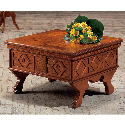Artitalia Group - Square Coffee Table - VA1040/Q