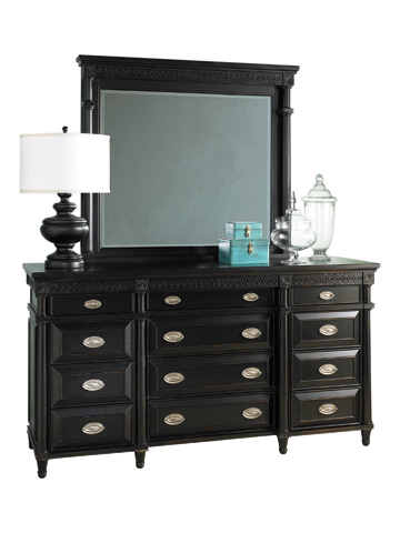 Image of Twelve Drawer Master Dresser