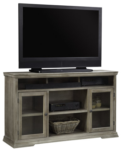 Aspenhome - Canyon Creek TV Console with Glass Doors - WCK1037-DRF