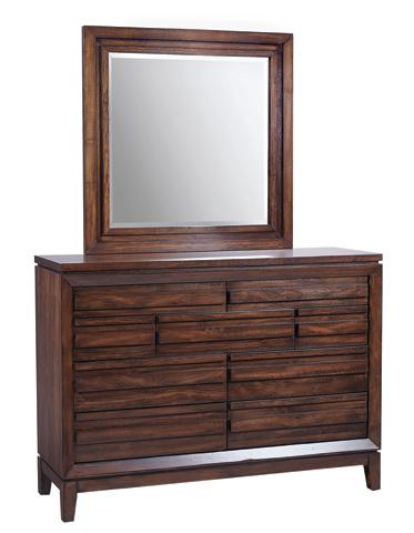 Image of Square Mirror
