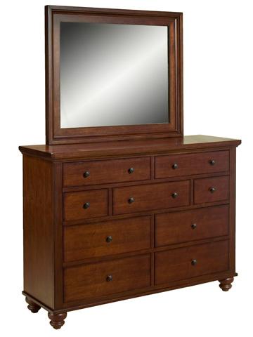 Aspenhome - Chesser Mirror - ICB-463-BCH