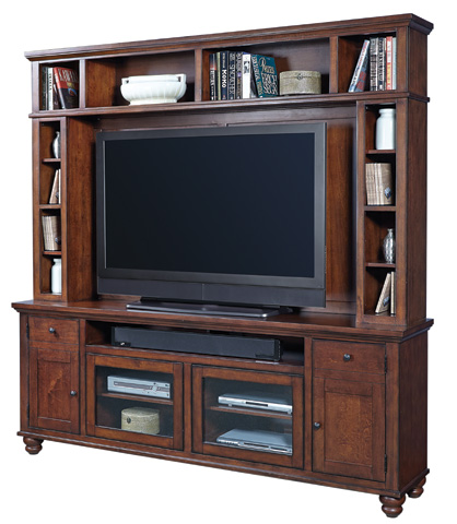 Aspenhome - Entertainment Center - ICB-284