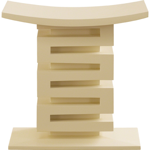 Baker Furniture - Thassos Stool - 8618