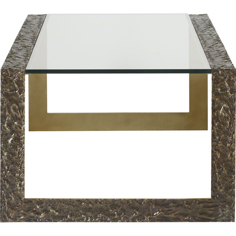 Baker Furniture - Pompeii Coffee Table - 8653