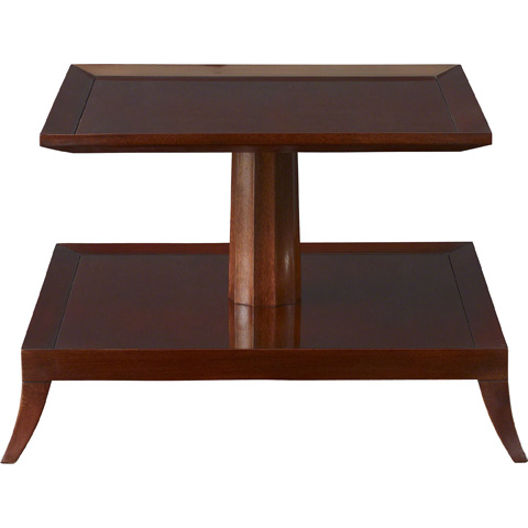 Baker Furniture - Tower Two-Tier Table - 8657