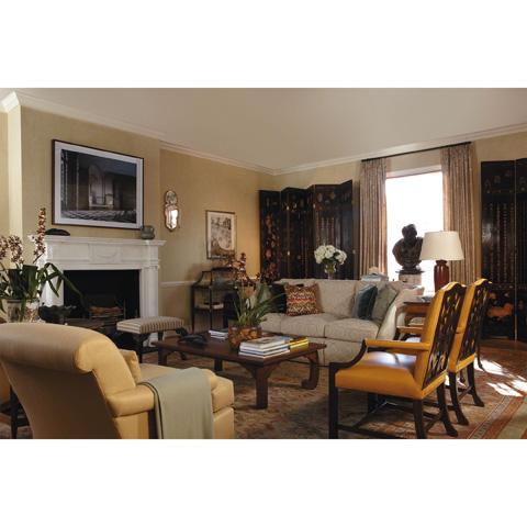 Baker Furniture - Baroque Bench Stool - 5216