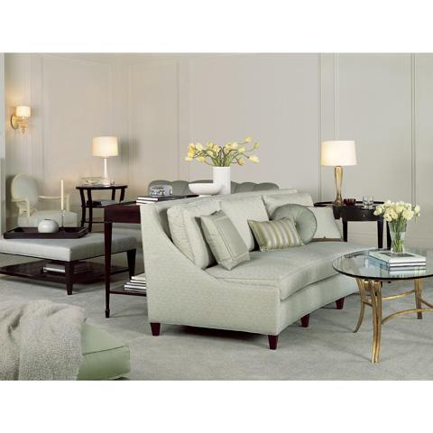 Baker Furniture - Curved Back Sofa - 883-84