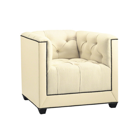 Baker Furniture - Paris Club Chair - 6369-32