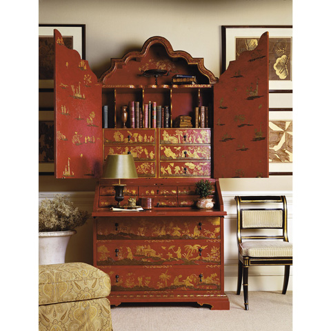 Baker Furniture - Venetian Secretary - 1593