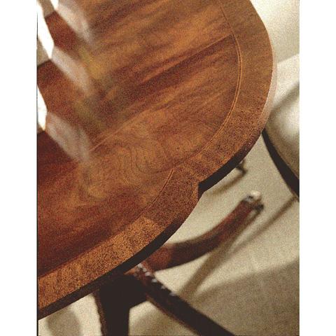 Baker Furniture - Double Pedestal Dining Table - 2539
