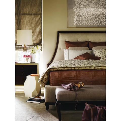 Baker Furniture - Foot of Bed Bench - 3418