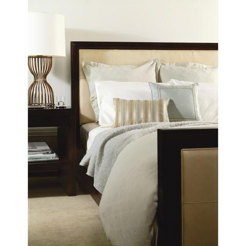 Baker Furniture - Queen Upholstered Bed - 3422-05