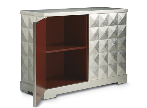 Baker Furniture - Diamond Accent Cabinet - 3428
