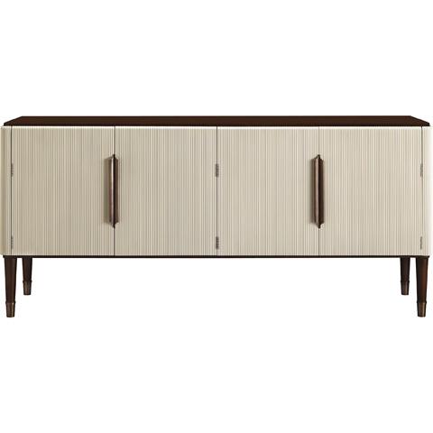 Baker Furniture - Refined Reeded Server - 3630