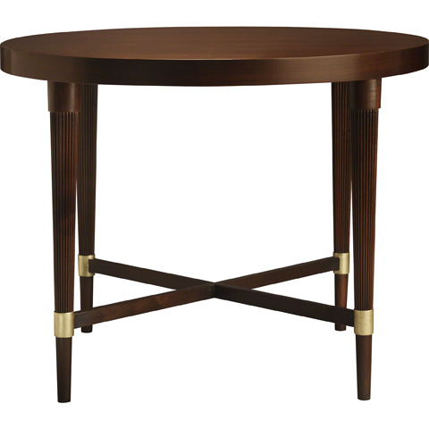Baker Furniture - Affinity Accent Table - 3657