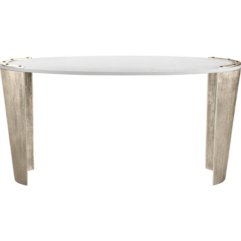 Baker Furniture - Strelka Cocktail Table with Leather Top - 3851-2